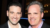 Violet Broadway opening - Colin Donnell - Michael Park