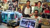 Beautiful - Backstage Photos - 4/14 -  Alan Wiggins - James Harkness - E. Clayton Cornelius - Kevin Duda