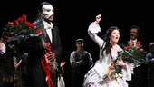 The Phantom of the Opera – Norm and Sierra first - OP – 5/14 - Norm Lewis - Sierra Boggess