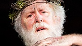 King Lear - Show Photos - PS - 7/14 - John Lithgow - Clarke Peters
