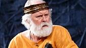 King Lear - Show Photos - PS - 7/14 - John Lithgow - Annette Bening - Christopher Innvar