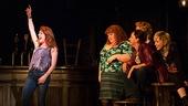 The Last Ship - Show Photos - 10/14 - Rachel Tucker - Shawna M Hamic - Sally Ann Triplett - Leah Hawking - Dawn Cantwell