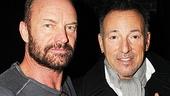 The Last Ship - Backstage - 12/14 - Bruce Springsteen