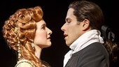 Erin Mackey as Mary Catlett & Josh Young as John Newton in Amazing Grace.