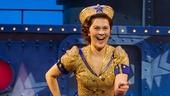 Eloise Kropp as Ruby in Dames at Sea