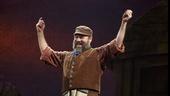 Danny Burstein as Tevye in Fiddler on the Roof.