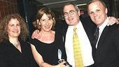 Drama Desk Awards 2005 - Julia Levy - Ellen Richard - Todd Haimes - Scott Ellis