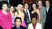 Drama Desk Awards 2005 - Spelling Bee cast