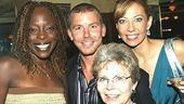 Brooke Shields in Chicago - Michelle M. Robinson - Gary Kilmer - mom - Michelle Potterf