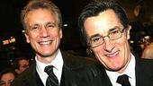 Phantom Record Breaking Party - Rick Elice - Roger Rees