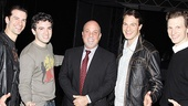 Celebs at Jersey Boys - Billy Joel