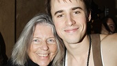 Spiderman preview - Sandra Seacat - Reeve Carney