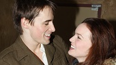 Spiderman preview – Reeve Carney – Jennifer Damiano – 2