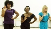 Priscilla rehearsal – Jacqueline B. Arnold – Anastascia McCleskey – Ashley Spencer