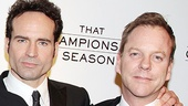 That Championship Season opening night – Jason Patric – Kiefer Sutherland