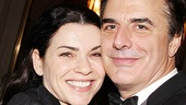 That Championship Season opening night – Julianna Margulies – Chris Noth