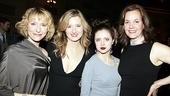 Arcaida opens - Lia Williams - Grace Gummer - Bel Powley -  Margaret Colin
