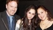 Nathan Priscilla - Dan Finnerty - daughter Samia - Kathy Najimy