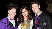 Cheryl Cole Poppins - Ashley Brown - Cheryl Cole - Gavin Lee