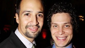 Tony Ball '11 - Lin-Manuel Miranda - Thomas Kail