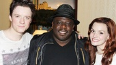 Cedric Spider-Man - Matthew James Thomas - Cedric The Entertainer - Jennifer Damiano