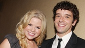 <i>Follies</i> opening night – Megan Hilty – Michael Urie
