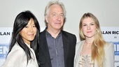 Seminar Meet and Greet – Hettienne Park – Alan Rickman – Lily Rabe