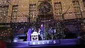 <i>Sister Act</I> at Macy's – Patina Miller - Macy's tree