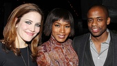 <i>Stick Fly</i> Opening Night – Rosie Benton – Angela Bassett – Dulé Hill