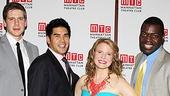 Cynthia Nixon Opening Night of Wit – Zachary Spicer - Pun Bandhu, Jessica Dickey - Chike Johnson
