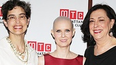 Cynthia Nixon Opening Night of Wit – Margaret Edson - Cynthia Nixon – Lynne Meadow