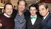 How to Succeed – Jeff Bridges Visit – Rob Ashford – Jeff Bridges – Nick Jonas