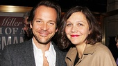Death of a Salesman - Maggie Gyllenghaal and Peter Sarsgaard