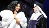 Raven-Symoné Opening Night in Sister Act – Raven-Symoné – Carolee Carmello