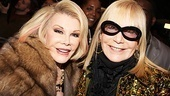 The Best Man – Opening Night – Joan Rivers – guest