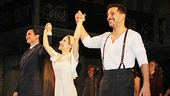 Evita – Opening – Michael Cerveris - Elena Roger - Ricky Martin