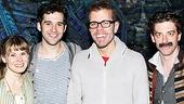 Perez Hilton Broadway Baby – Celia Keenan-Bolger – Adam Chanler-Berat – Perez Hilton – Christian Borle