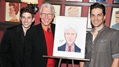 Sardi's Portrait –Nick Adams- Tony Sheldon- Will Swenson