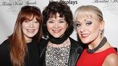 Theatre World Awards- Frances Fisher- Linda Hart- Tracie Bennett