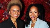 Theatre World Awards- Leslie Uggams- Crystal A. Dickinson