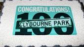 Clybourne Park 100 Performances – cake