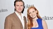 The Heiress – Meet and Greet – Dan Stevens – Jessica Chastain