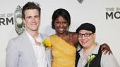 'Book of Mormon' LA Opening—Gavin Creel—Samantha Marie Ware—Jared Gertner