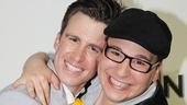 'Book of Mormon' LA Opening—Gavin Creel—Jared Gertner
