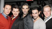 Chicago – Billy Ray Cyrus Opening – Amos Wolff - Danny Paschall - Peter Nelson - Brian Spitulnik - Ryan Worsing