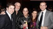 The Performers – opening night – Lee Kasper – Rebecca Kasper – Anthony Konidaris