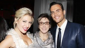 The Performers - opening night - Ari Graynor - Robyn Goodman - Cheyenne Jackson