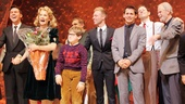 'A Christmas Story' Opening Night — Erin Dilly — Johnny Rabe — Justin Paul — Benj Pasek — John Bolton — Joseph Robinette
