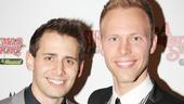 'A Christmas Story' Opening Night — Benj Pasek — Justin Paul