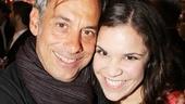'A Christmas Story' Opening Night — Joe Mantello — Lindsay Mendez